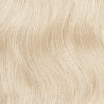 professional top remy quality ice blonde extensions